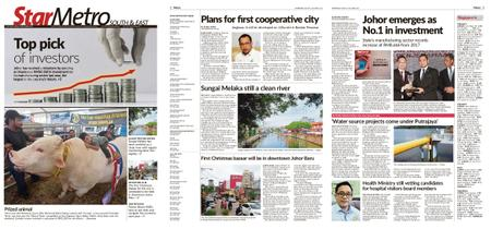 The Star Malaysia - Metro South & East – 02 December 2019