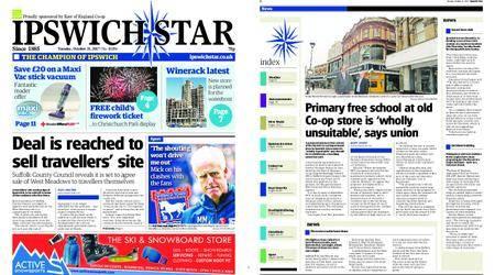Ipswich Star – October 31, 2017