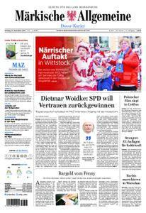 Märkische Allgemeine Dosse Kurier - 13. November 2017