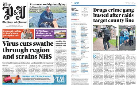 The Press and Journal Moray – June 25, 2021