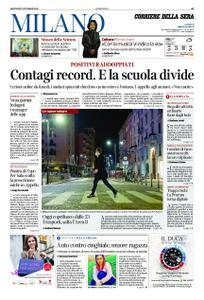 Corriere della Sera Milano – 22 ottobre 2020