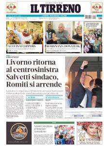 Il Tirreno Livorno - 10 Giugno 2019