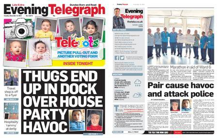 Evening Telegraph First Edition – November 12, 2019