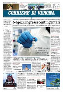 Corriere di Verona – 25 novembre 2020