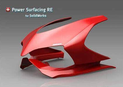 PowerSurfacing RE 2.4-4.2 for SolidWorks (Rev. 15 Aug, 2018)
