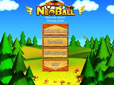 NeoBall (PC Game for kids)