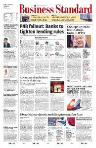 Business Standard - March 16, 2018