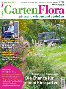 GartenFlora - Oktober 2019