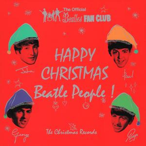 The Beatles - Fan Club Christmas Records 1963-1969 (2017) [Vinyl Rip 16/44 & mp3-320 + DVD]