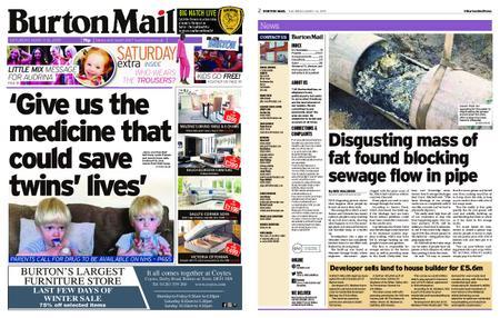 Burton Mail – March 16, 2019