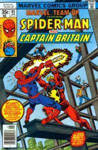 For PostalPops Marvel Team-Up v1 065 cbr