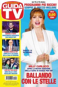 GuidaTV – 05 ottobre 2021