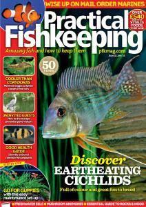 Practical Fishkeeping - June 2016