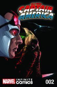 New Captain America - Fear Him Infinite Comic 002 2014  cover digital