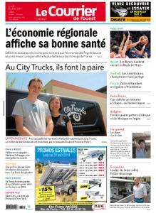 Le Courrier de l'Ouest Cholet – 08 juillet 2019