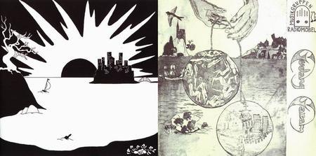 Radiomöbel - 2 Studio Albums (1975-1978) [Reissue 2005]