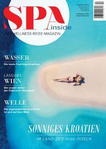 Spa Inside Germany - Juli-August 2021