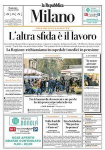 la Repubblica Milano - 1 Marzo 2020