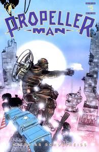 Propeller Man 005 1993 Dark Horse Rumor