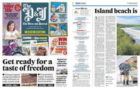 The Press and Journal Moray – March 06, 2021