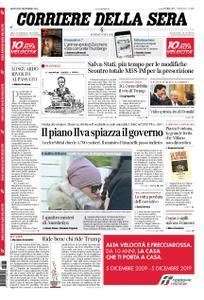 Corriere della Sera – 05 dicembre 2019