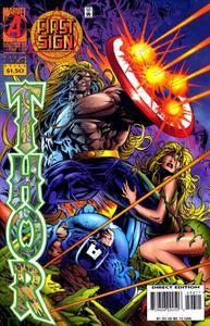 Captain America v1 449b Thor 496
