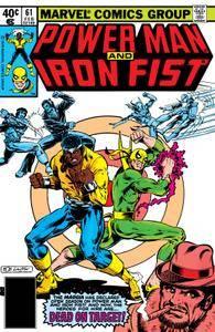 Bronze Age Baby -Power Man  Iron Fist 061 1980 Digital
