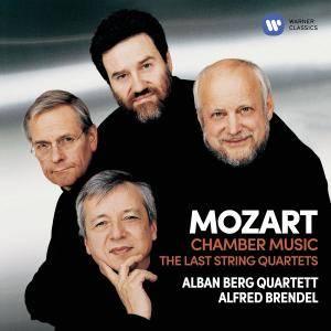 Alban Berg Quartett - Mozart: Chamber Music (2018)