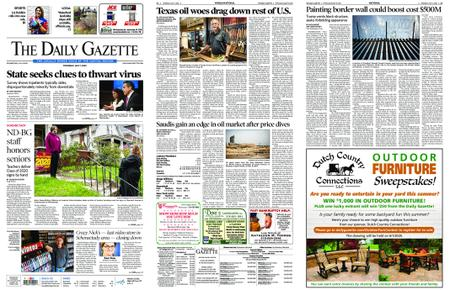 The Daily Gazette – May 07, 2020