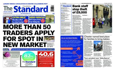 The Standard Chester & District – April 29, 2021