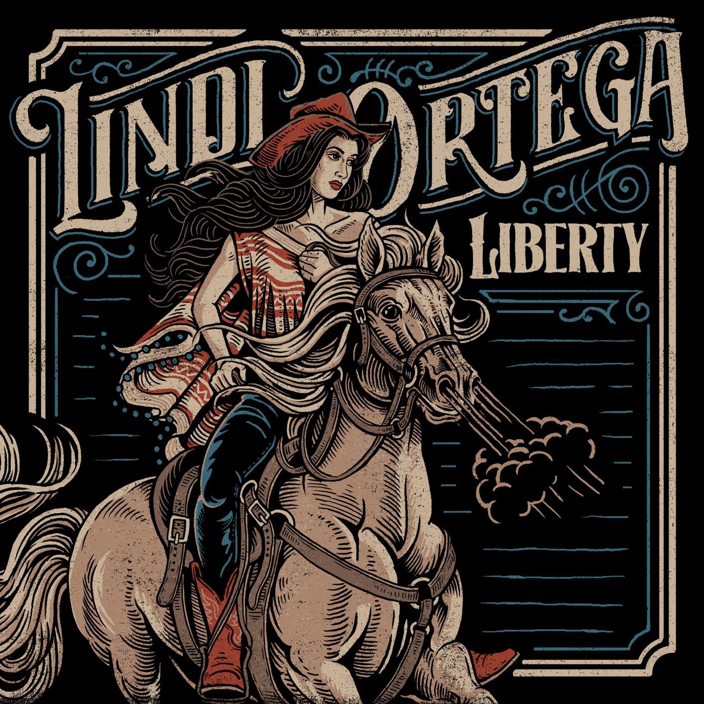 Lindi Ortega - Liberty (2018) [Official Digital Download]