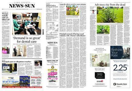 Lake County News-Sun – September 22, 2018