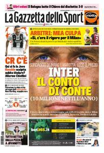 La Gazzetta dello Sport Roma – 09 aprile 2019