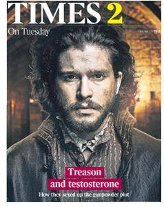 The Times Times 2 - 17 October 2017