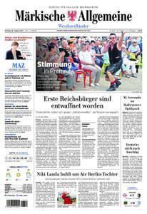 Märkische Allgemeine Westhavelländer - 28. August 2017