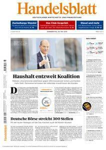 Handelsblatt - 03. Mai 2018