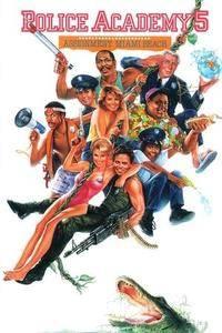 Police Academy 5: Assignment Miami Beach (1988)