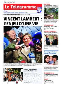 Le Télégramme Guingamp – 21 mai 2019
