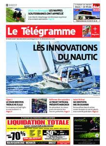 Le Télégramme Brest – 07 décembre 2019