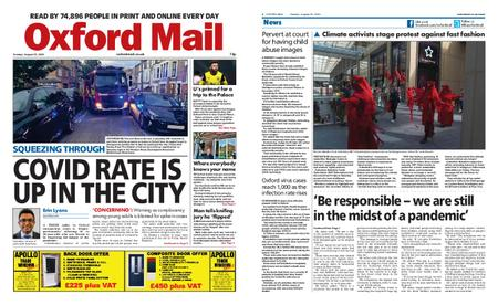 Oxford Mail – August 25, 2020