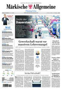 Märkische Allgemeine Fläming Echo - 25. Mai 2018