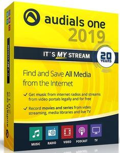 Audials One Platinum 2019.0.10500.0 Multilingual
