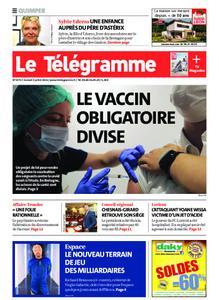 Le Télégramme Quimper – 03 juillet 2021