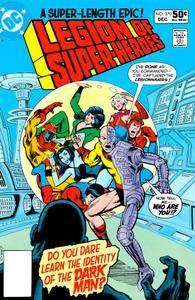 Legion of Super-Heroes 270 digital LP