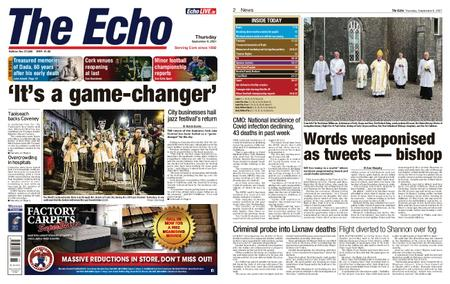 Evening Echo – September 09, 2021