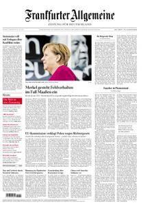 Frankfurter Allgemeine Zeitung F.A.Z. - 25. September 2018