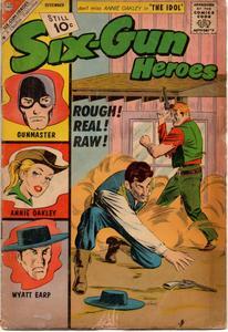 Six-Gun Heroes 066 (Charlton 1961)