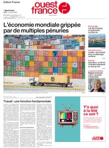 Ouest-France Édition France – 03 mai 2021