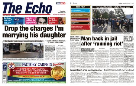 Evening Echo – November 19, 2019