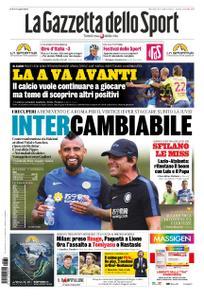 La Gazzetta dello Sport – 30 settembre 2020